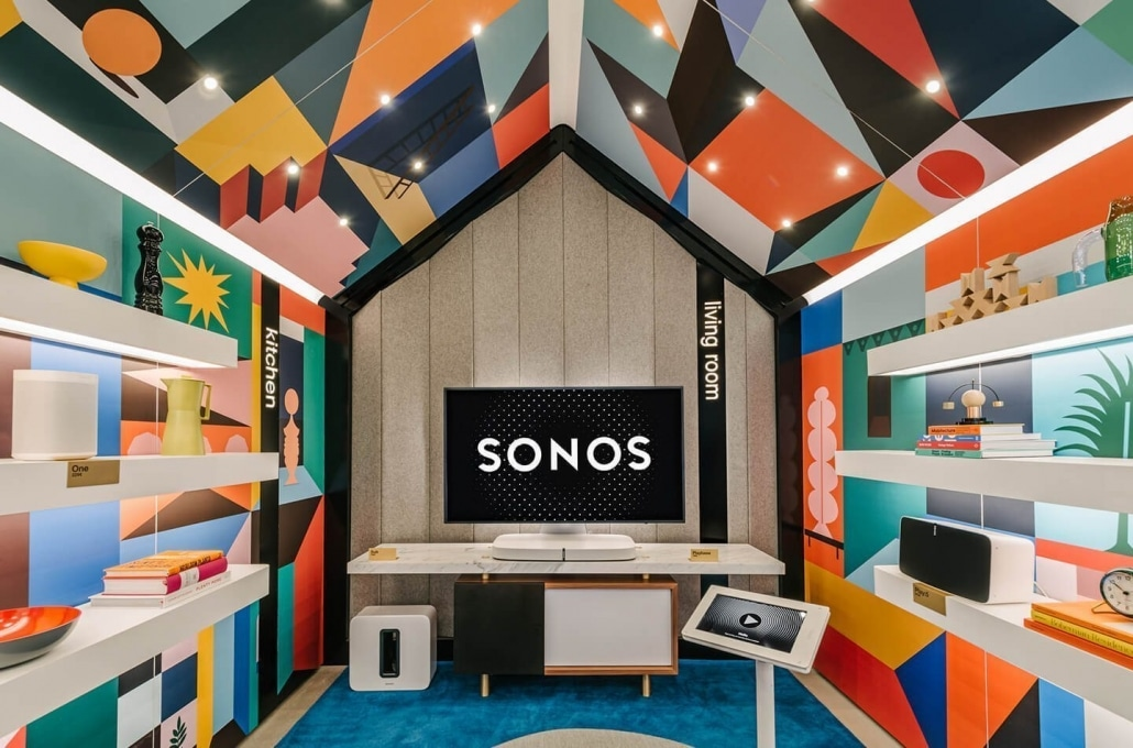Sonos store