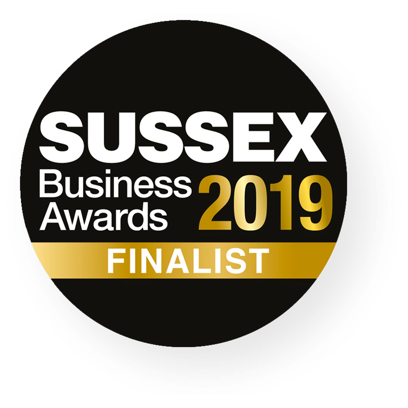 sussex business awards finalist 2019 customer thermometer