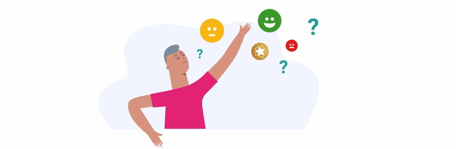 customer satisfaction animation