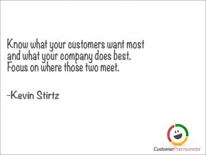 What customers want customer service quote